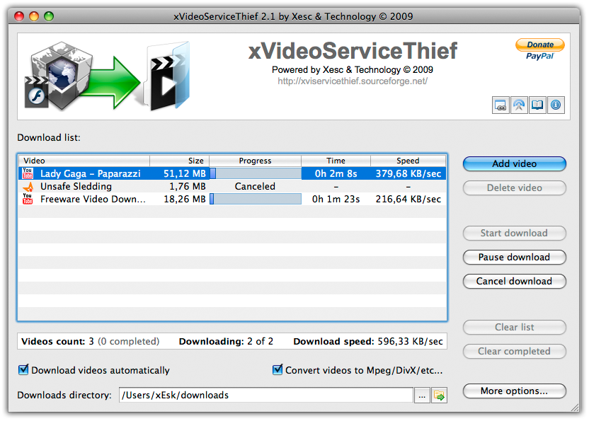xVideoServiceThief - Free Download - Zwodnik